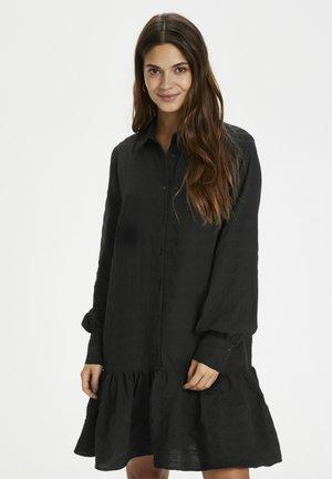 KALIMA  - Shirt dress - black deep