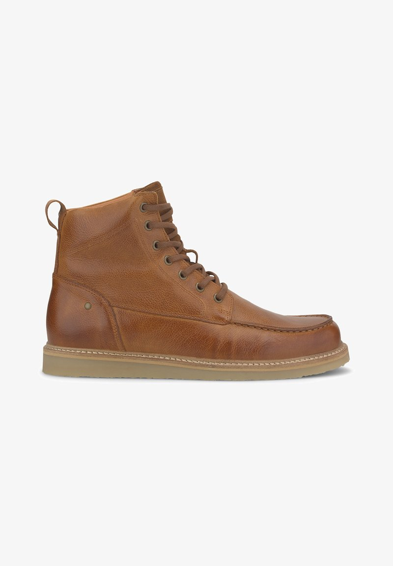 Another A - Lace-up ankle boots - mittelbraun