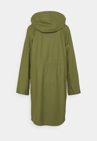 ONLY Tall - ONLRIE RAINCOAT - Waterproof jacket - capulet olive - 1