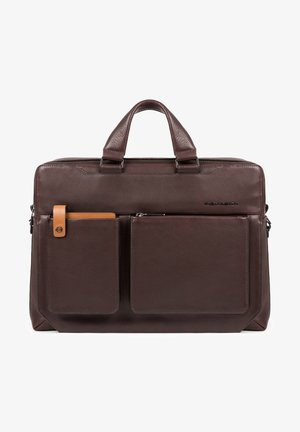 TALLIN - Laptop bag - brown