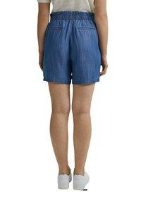 Esprit - Denim shorts - blue medium wash - 6