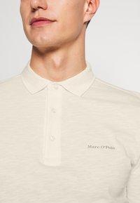 Marc O'Polo - Koszulka polo - egg white - 3