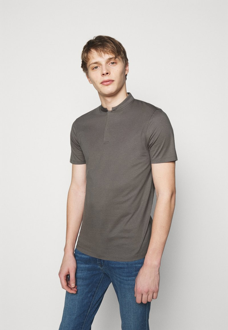 DRYKORN - LOUIS - Basic T-shirt - grey
