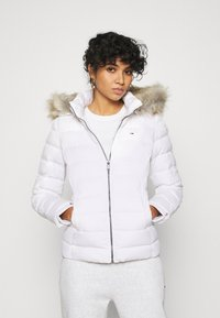Tommy Jeans - BASIC - Down jacket - white - 0