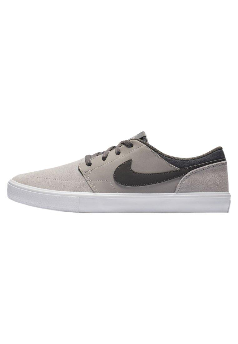 Nike SB PORTMORE II SOLAR - Chaussures de skate - midnight navy ...