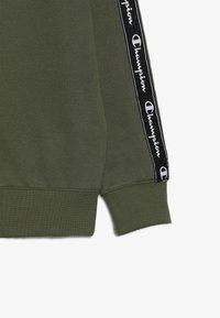 Champion - AMERICAN CLASSICS PIPING CREWNECK  - Sweatshirts - khaki - 3
