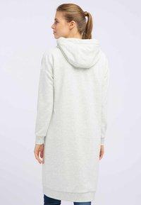 DreiMaster - Zip-up hoodie - white - 2