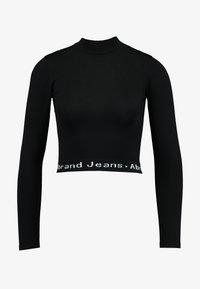 Abrand Jeans - A BROOKE - Jumper - black/white - 3