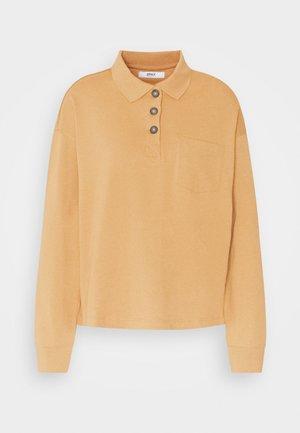 ONLPOLO - Polo shirt - indian tan