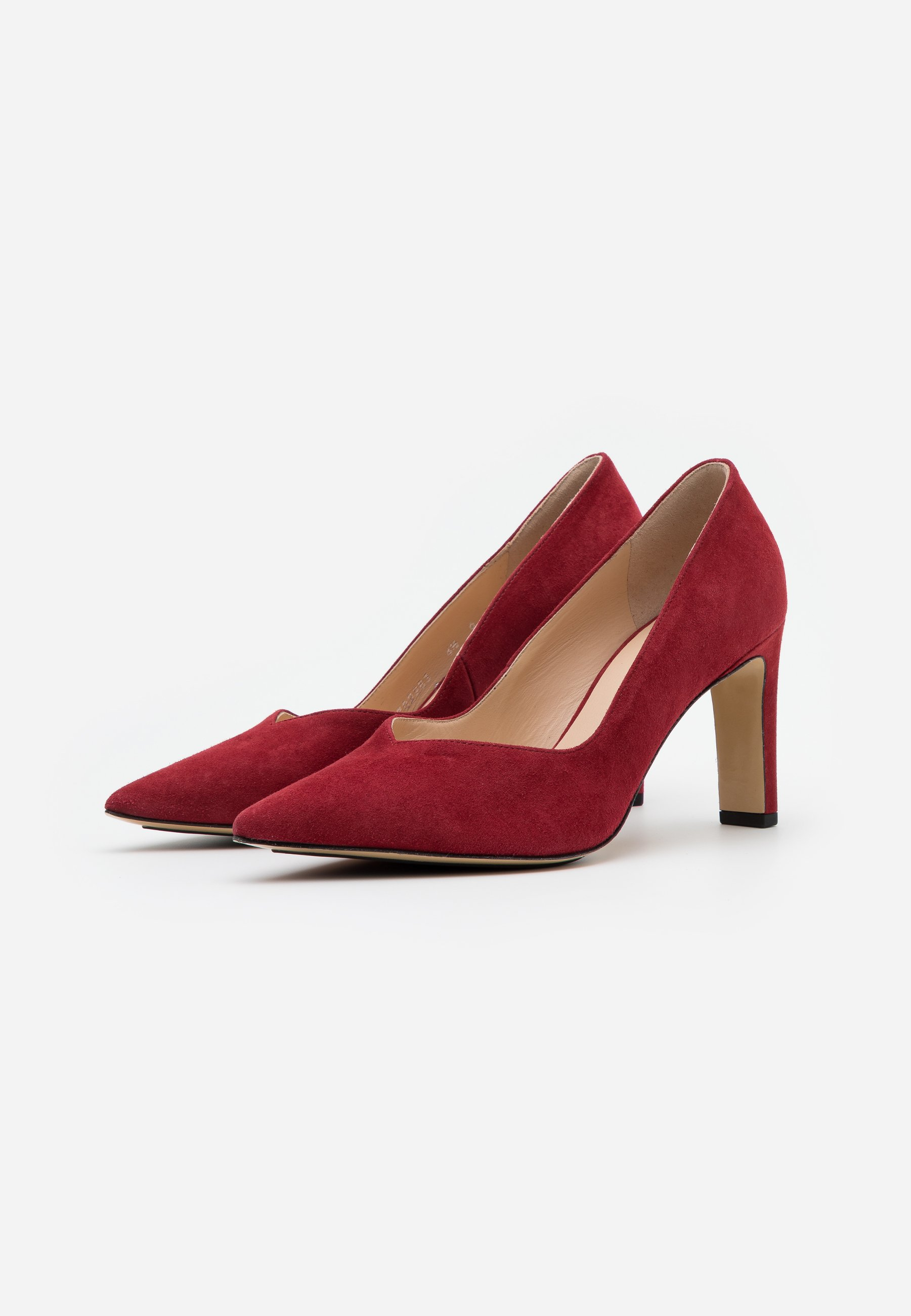 Högl High Heel Pumps cherry/rot