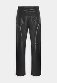 Tiger of Sweden Jeans - WEJN - Leather trousers - black - 1