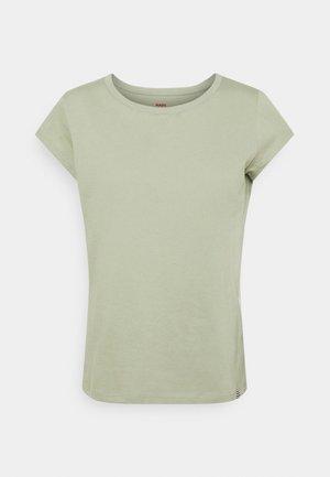 FAVORITE TEASY - Basic T-shirt - light army
