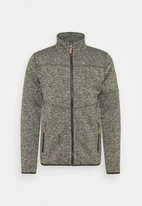 Icepeak - ALBERTON - Fleece jacket - green