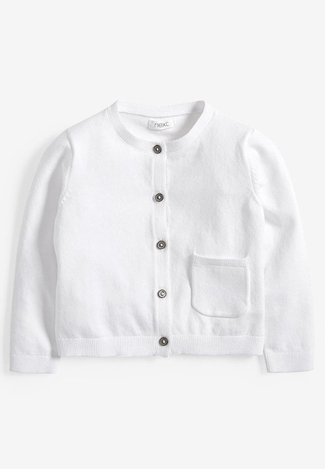 CARDIGAN (3MTHS-7YRS) - Kardigan - white