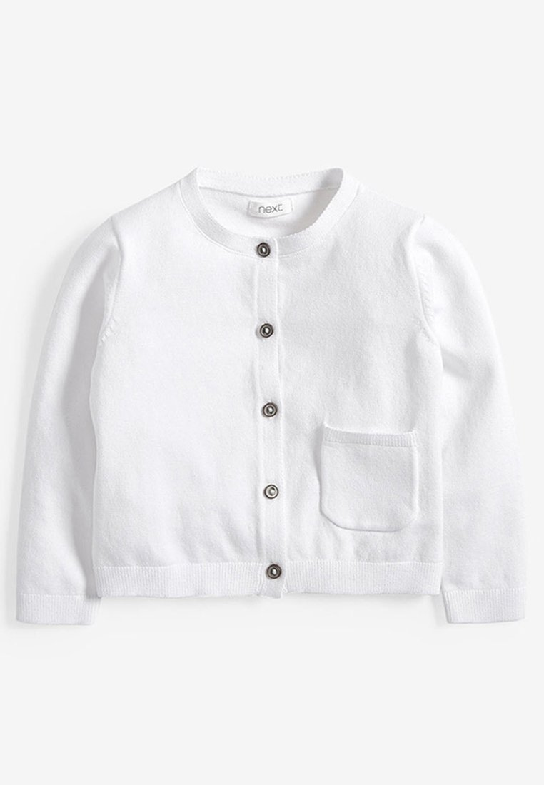Next - CARDIGAN (3MTHS-7YRS) - Kardigan - white