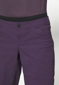 Fox Racing - RANGER 2-IN-1 - Outdoor Shorts - dark purple - 3