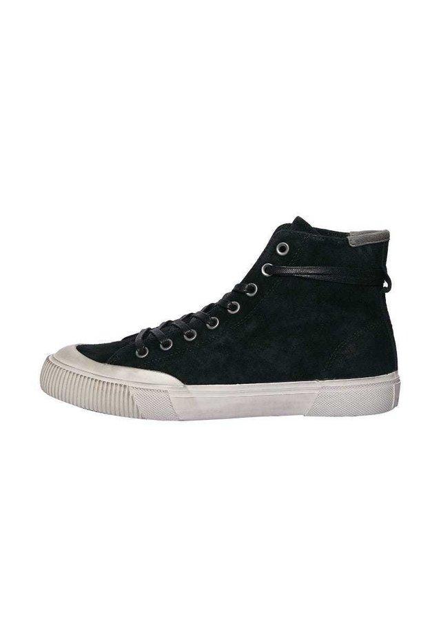 DUMONT - Sneakers hoog - black