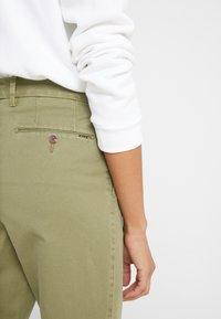 Polo Ralph Lauren - SLIM LEG PANT - Bukse - spanish green - 5
