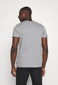 edc by Esprit - Print T-shirt - mottled grey - 2