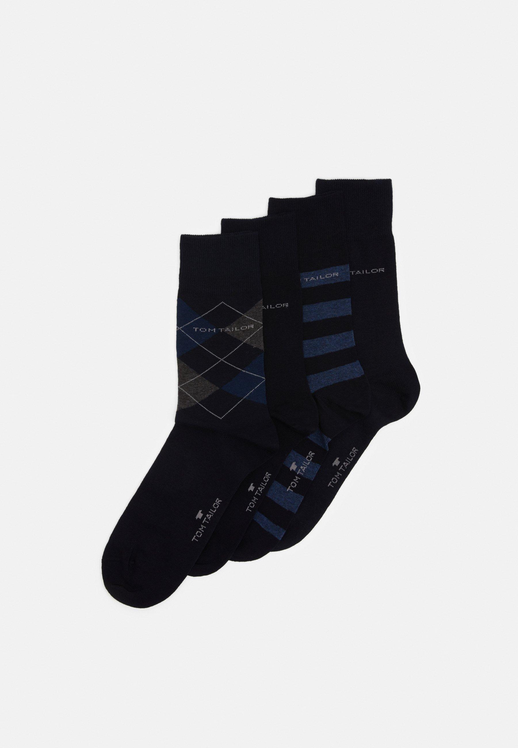 Men SOCKS GRAPHICS 4 PACK - Socks