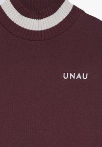 Unauthorized - TED - Sweatshirt - burgundy - 4
