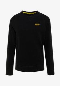 Barbour International - ESSENTIAL CREW  - Sweatshirt - black - 3
