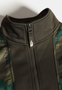 The North Face - B SURGENT 1/4 ZIP - Sweatshirt - new taupe green - 4