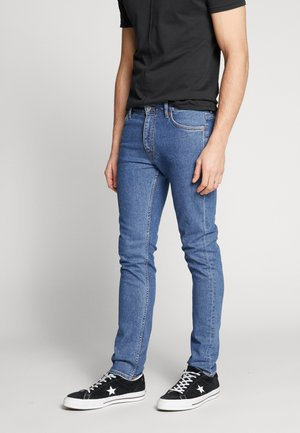 FRIDAY BLACK - Jeansy Slim Fit - denver blue
