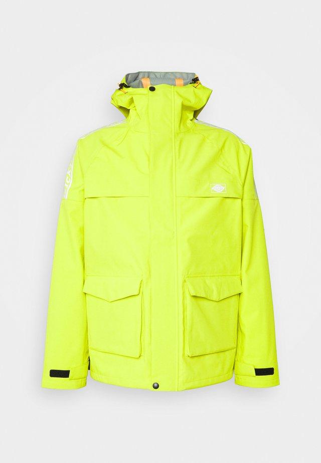 PINE VILLE - Summer jacket - sulphur