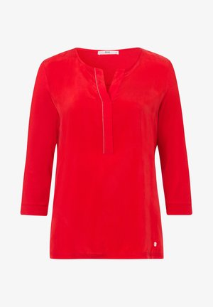 STYLE CLARISSA - Long sleeved top - chili
