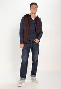 Replay - NEWBILL - Straight leg jeans - dark-blue - 1