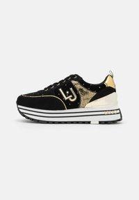 Liu Jo Jeans - MAXI - Sneakersy niskie - black - 1