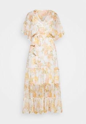ROSEMARY RUFFLE DRESS - Denní šaty - vintage splendor