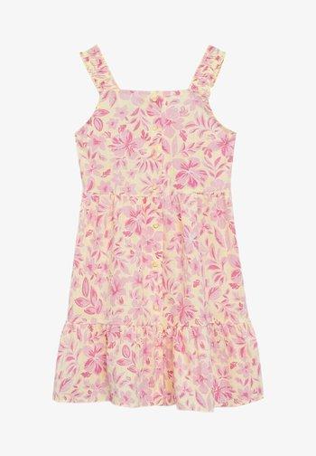 SUMMER - Day dress - gelb