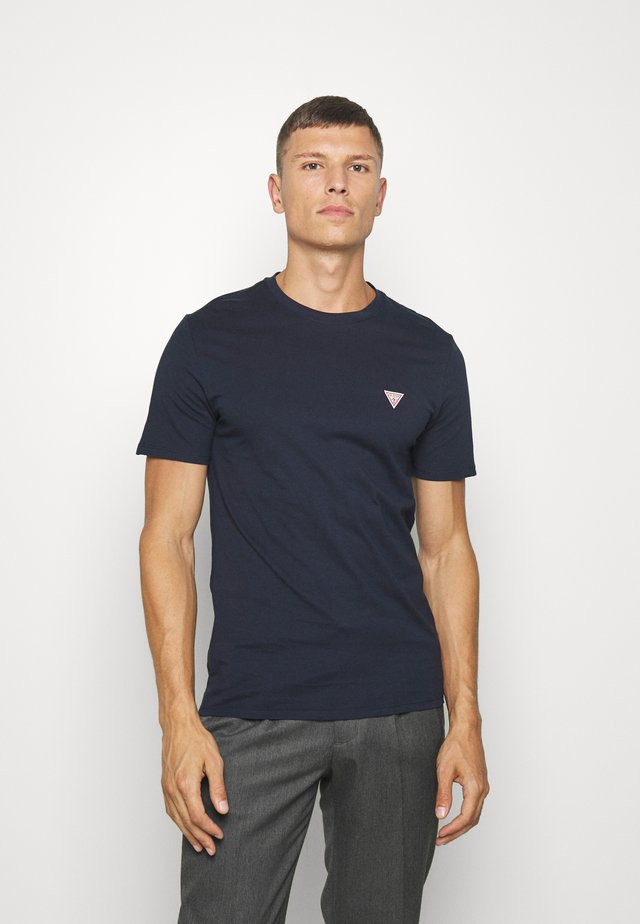 TEE - T-shirt basique - blue navy