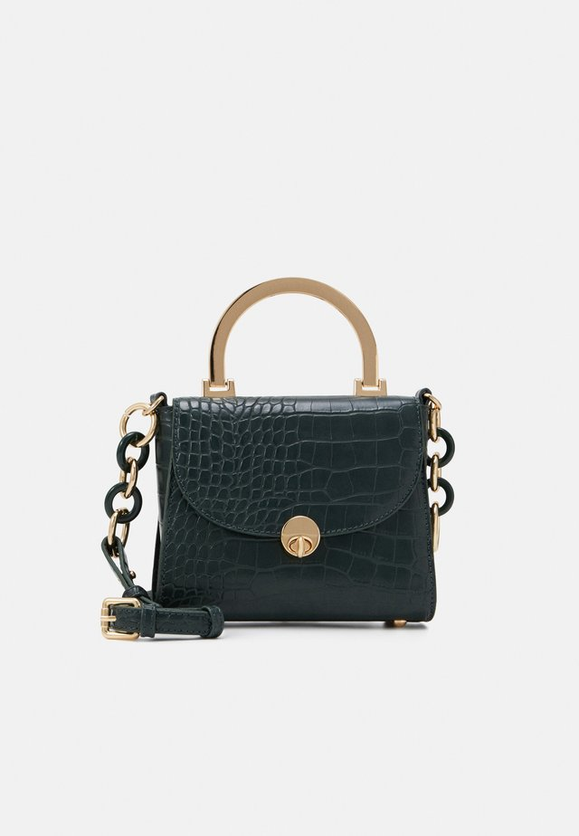 Handbag - dark epicea