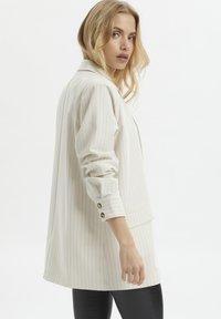 Kaffe - Short coat - antique white - 2