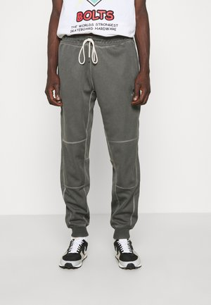 PANT WASH REVIVAL - Pantalones deportivos - black
