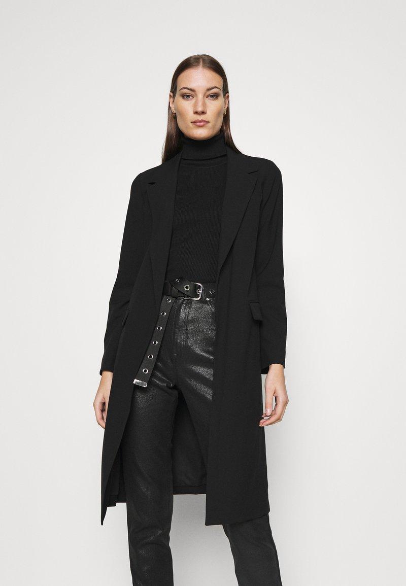 AllSaints - ALEIDA TRI DUSTER - Mantel - black