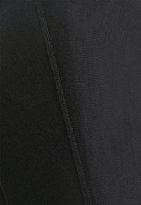 edc by Esprit - HOODIE - Hoodie - black - 2