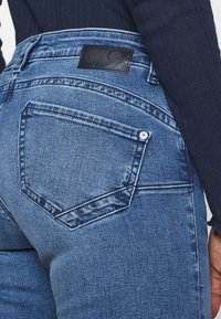 Mavi - LEXY - Skinny džíny - mid brushed glam - 4