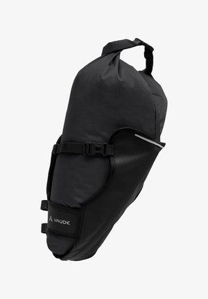 TRAILSADDLE - Sports bag - black uni