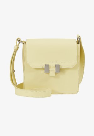 TILDA PHONE - Across body bag - lemon glaze