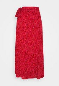 YAS - A-line skirt - lollipop/dahlia - 1