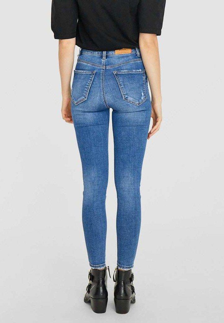 Stradivarius Jeans Skinny Fit - light blue/hellblau CLna1m