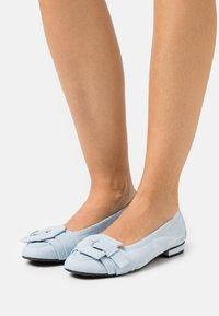 Kennel + Schmenger - MALU - Ballet pumps - baby blue - 0