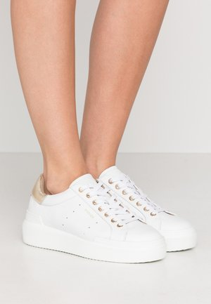 HOLLYWOOD  - Trainers - white/platinum
