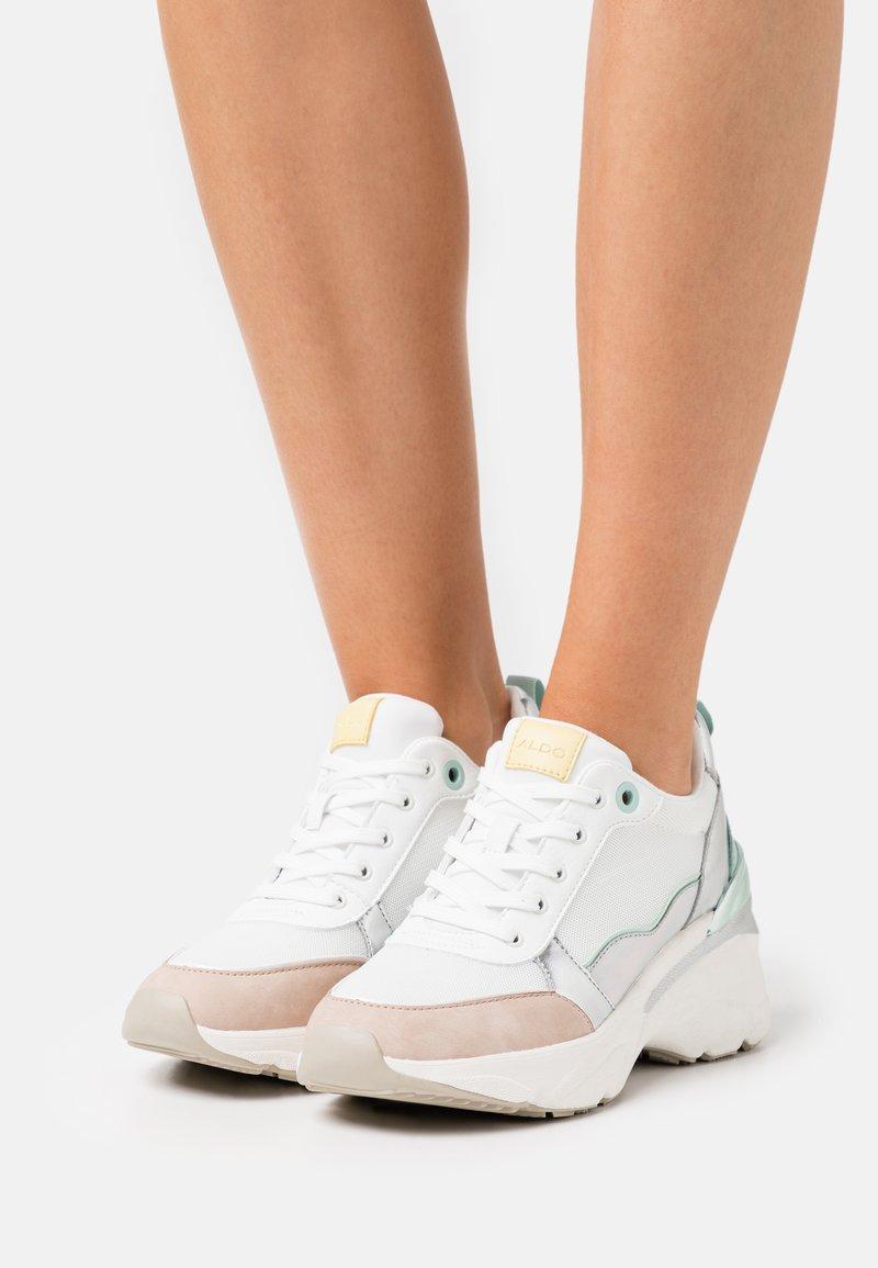 ALDO - DARDOVIEL - Sneaker low - pastel multicolor