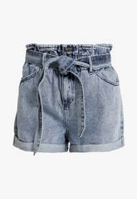 River Island - Denim shorts - acid wash - 3