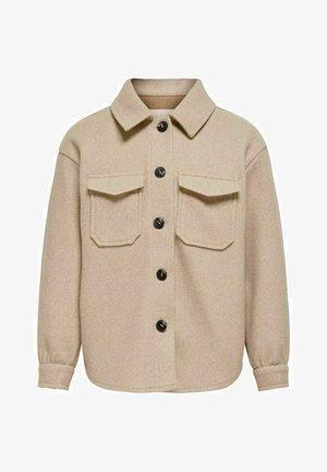 Summer jacket - humus